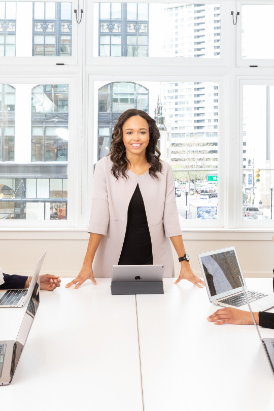 6 Ways to Crush It As a Business Woman